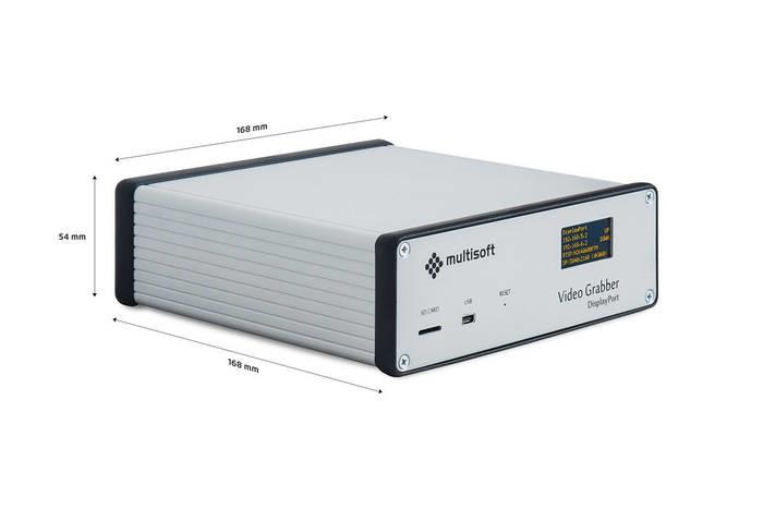 LOGO_Video Grabber DisplayPort 1.2