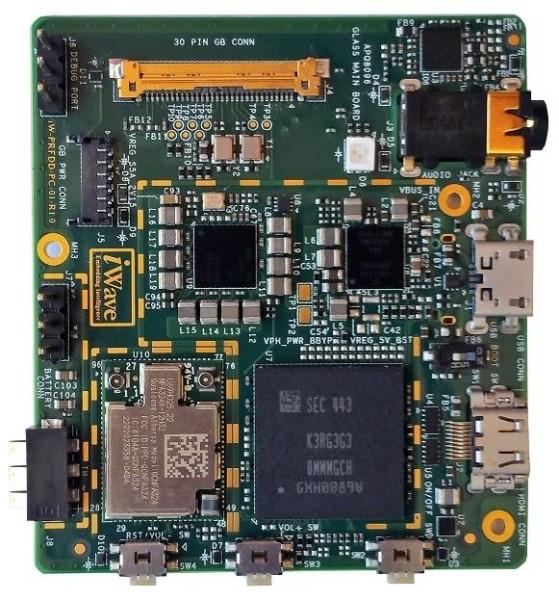LOGO_iW-RainboW-G25S: Snapdragon 820 SBC