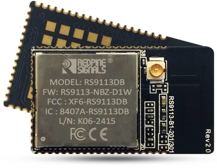 LOGO_RS9113 WiseConnect™ module