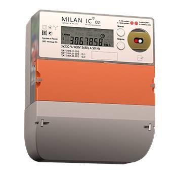 LOGO_Gerät für Verbrauchsdatenerfassung und Zählerfernauslesung MILAN IC 02
