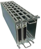 LOGO_VT-EX1200-SMP4: 4-Schacht Matrix-Modul-Träger für Schalt und Messdaten Erfassungs-System