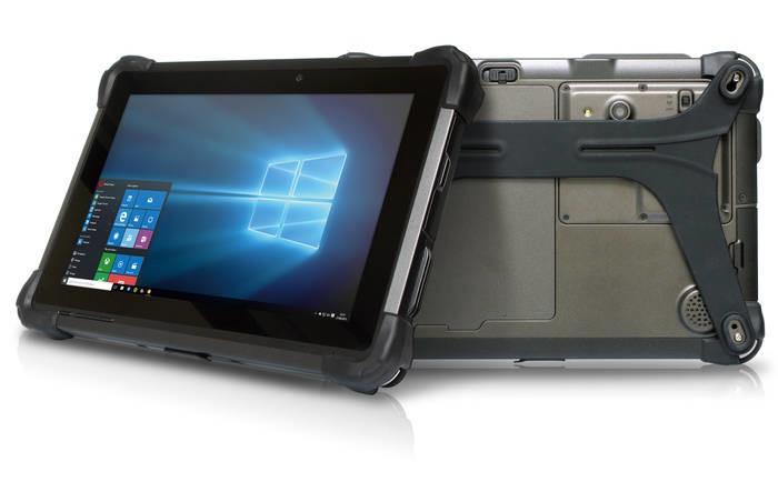 """LOGO_DT301C / DT301S - 10.1"""" Outdoor Tablet-PC mit Intel Skylake und kapazitivem Touschscreen für industriellen Einsatz"""