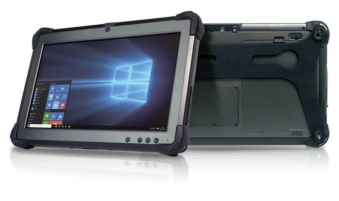"""LOGO_DT311C / DT311H - 11.6"""" Outdoor Tablet-PC mit Intels Broadwell CPU für industriellen Einsatz"""