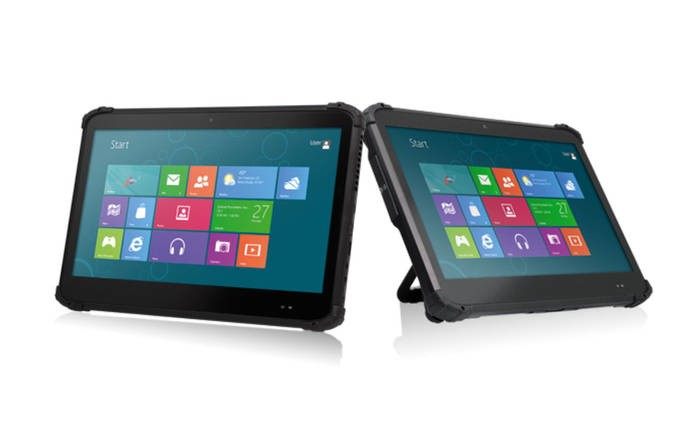 "LOGO_DT313 - ""rugged"" 13 Zoll Tablet-PCs mit Intel´s Core i7 und kapazitvem Touchscreen"