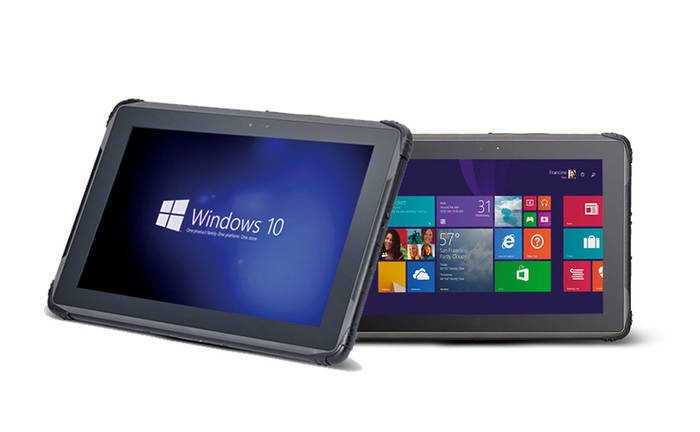 LOGO_FP8 - Rugged Android / Windows Tablet