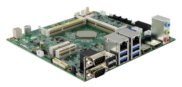 LOGO_MI811 Mini-ITX Motherboard