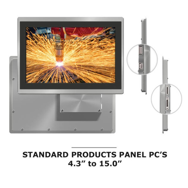 LOGO_Standard Products Panel PC Range