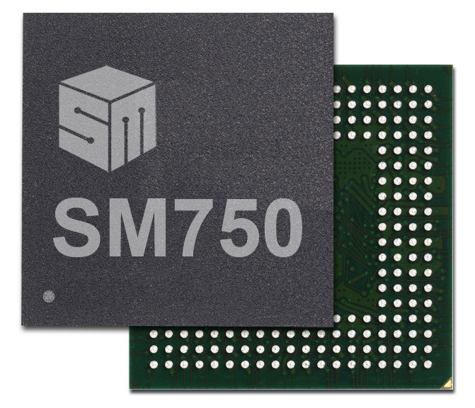 LOGO_SM750 Embedded Graphics Processor
