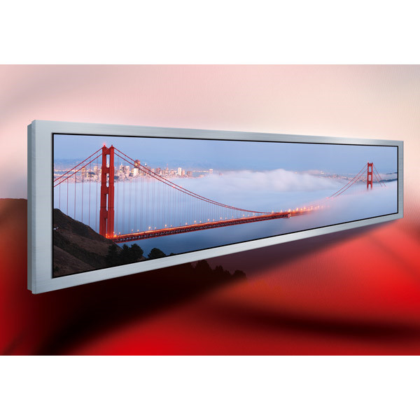 "LOGO_New 19.2"" Color TFT-LCD Module with 16:3 wide-format ( AA192AA01)"