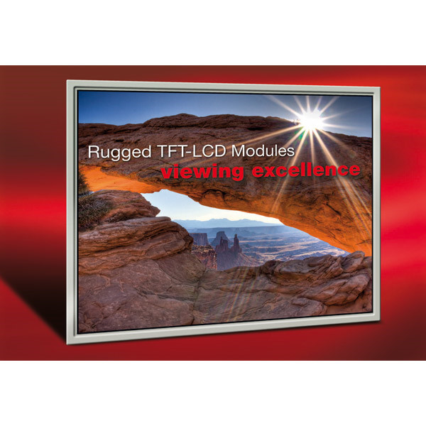 "LOGO_New 19.0"" Super-XGA TFT-LCD Modules for Rugged Outdoor Signage Applications (AA190EA01)"