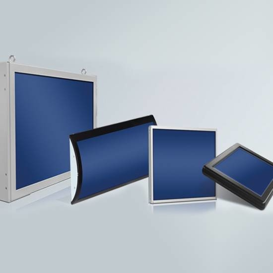 LOGO_DATA MODUL: Large variety of monitors