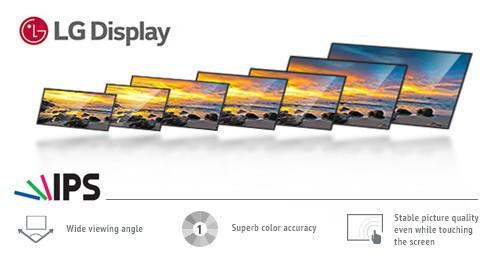 """LOGO_LG Display: Neu im Portfolio mit Displaydiagonalen von 4,3"""" bis 32"""""""