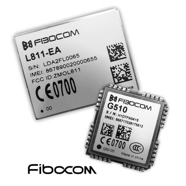 LOGO_GSM / LTE Modules of Fibocom