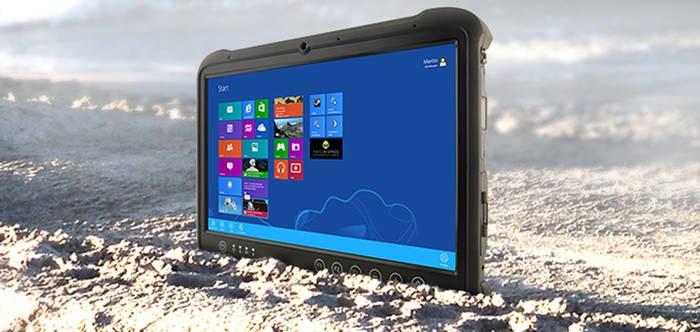 "LOGO_Robuster 13"" Tablet-PC mit hochauflösendem Display"