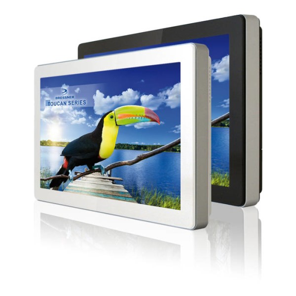 LOGO_TOUCAN Panel PC Serie