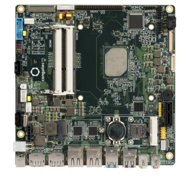 LOGO_Industrial Thin Mini-ITX | conga-IA5
