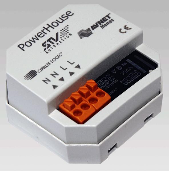 LOGO_Avnet Memec Powerhouse Energy Monitoring Module