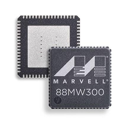 LOGO_Marvell MW300 Wi-Fi Microcontroller
