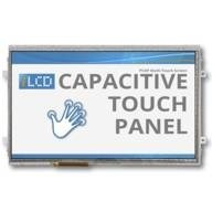 "LOGO_Our Largest: Widescreen 10.2"" iLCD Panel with 1024x600 Pixel und Resistive or Capacitive (PCAP) Touch Screen"