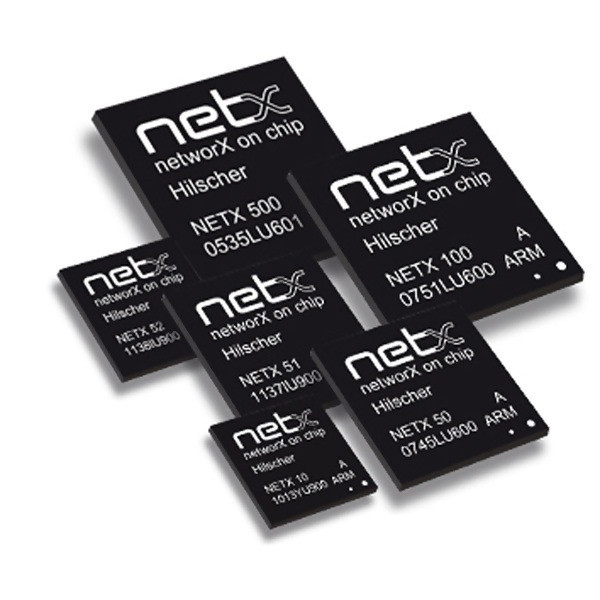 LOGO_netX - Netzwerk Controller