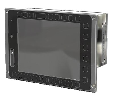 "LOGO_On-board automatic control systems BS04 - 10.4"" Rugged HMI Panel PC"