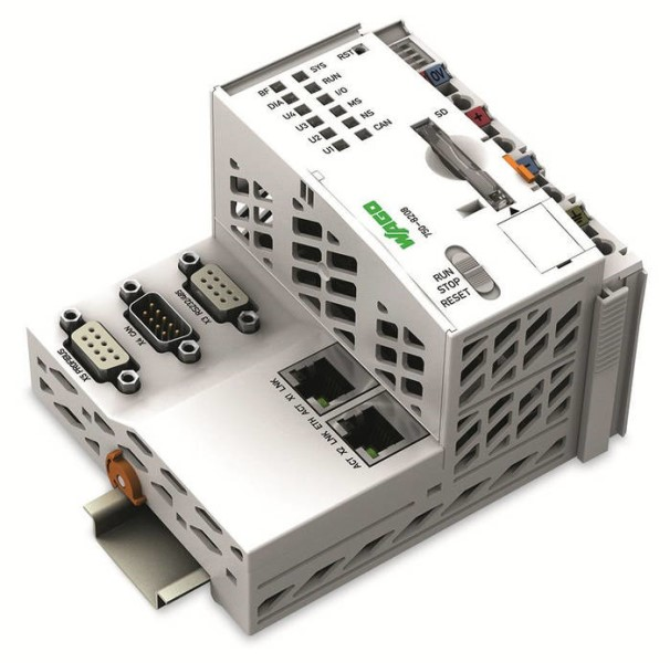 LOGO_WAGO PFC200 Controller Family Adds PROFIBUS-DP Master Interface Variant