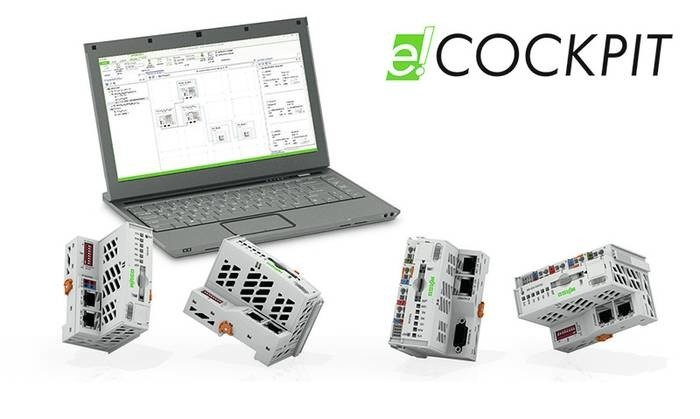 LOGO_e!COCKPIT and PFC100: Perfect Harmony