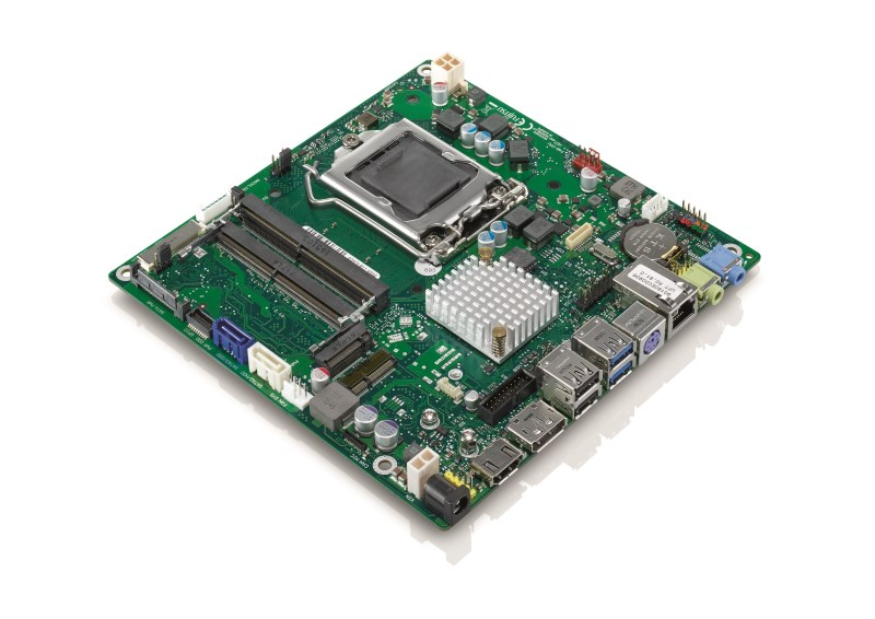 LOGO_FUJITSU D3474-B Extended Lifecycle Mainboard