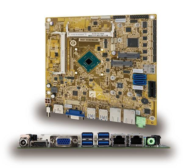 LOGO_tKINO-BW–Flaches Mini-ITX Board mit Braswell SoC