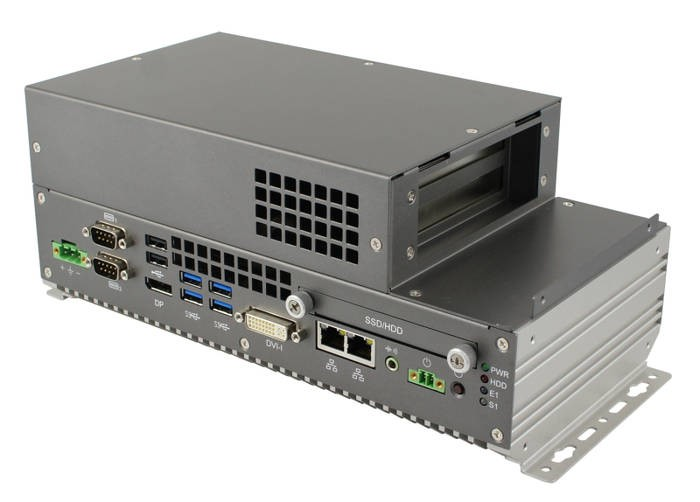 LOGO_AMS300 Compact Modularized Expandable Fanless