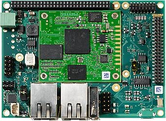 LOGO_Cortex™ A8 Single Board Computer für Industriesteuerungen - phyBOARD-Wega AM3354