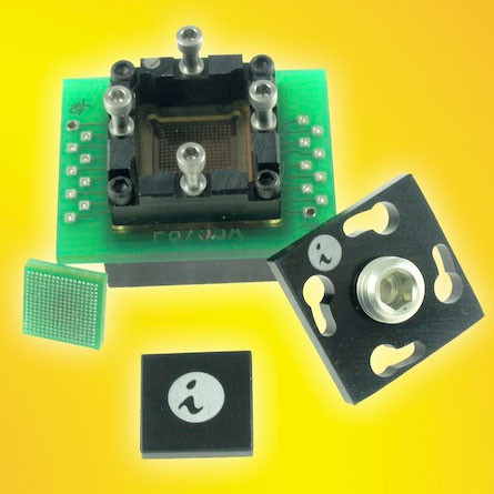 LOGO_GHz Sockets for Memory Chips