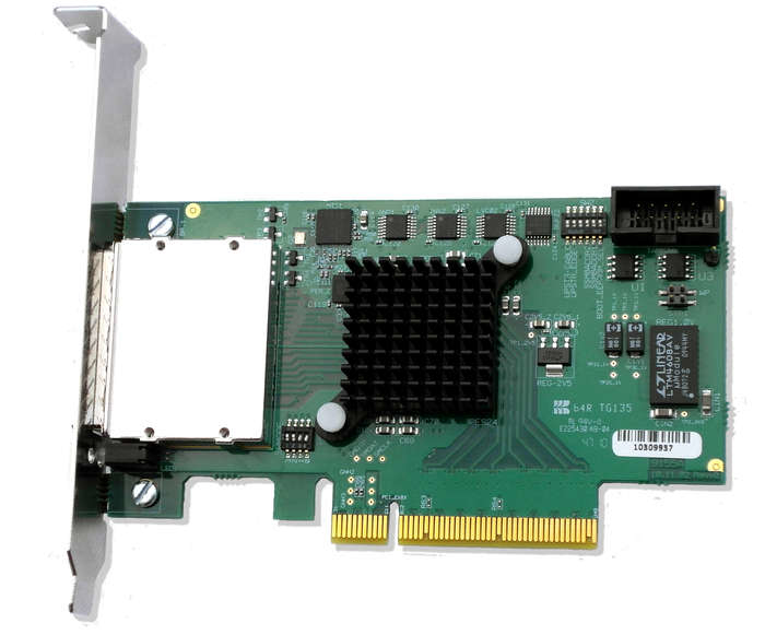 LOGO_IXH610 PCI Express Host Adapter