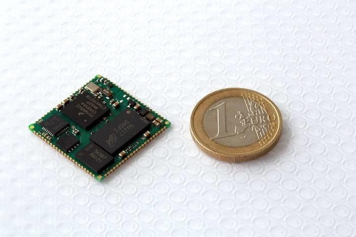 LOGO_i.MX6UL-2 als kleines SoM-Modul mit und ohne Baseboard verfügbar