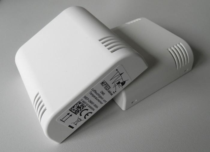 LOGO_OMS Luftfeuchtigkeits- und Temperatursensor