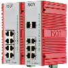 LOGO_Industrial Din-Rail Mount Ethernet Switch, IS-DG508-2F