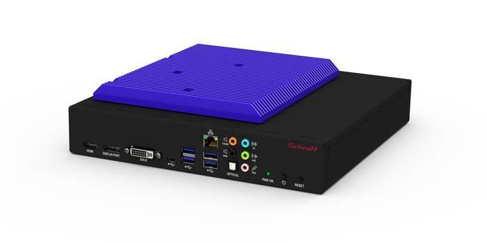 LOGO_Modular COM carrier for COM Express type 6 modules