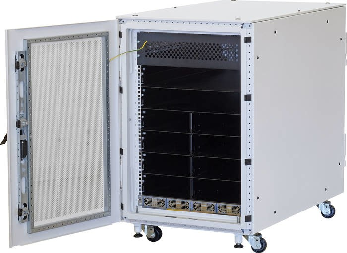 LOGO_Schroff ServCite Rack: A new generation of speed, storage and data processing capacity