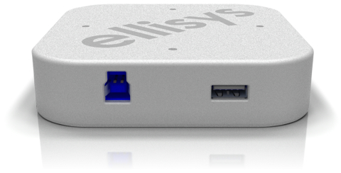 LOGO_Ellisys USB Explorer 350