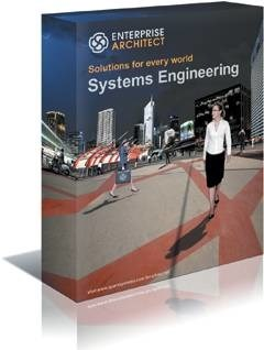 LOGO_Enterprise Architect - Systems Engineering Edition