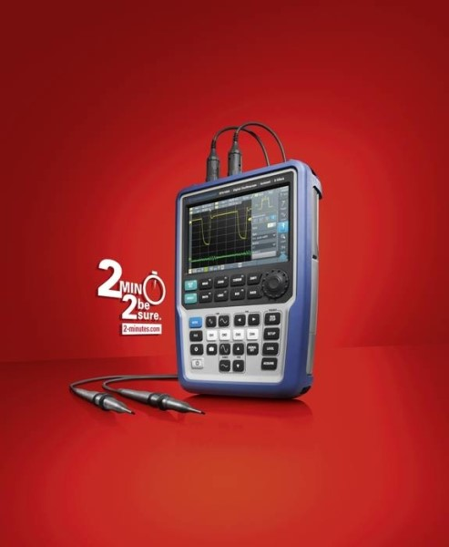 LOGO_R&S®Scope Rider Handheld Digital Oscilloscope