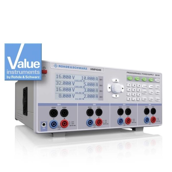 LOGO_HMP4030/HMP4040 Programmable Three/Four-Channel Power Supply