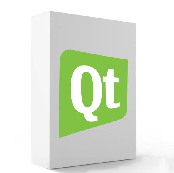 LOGO_Qt cross-platform application framework