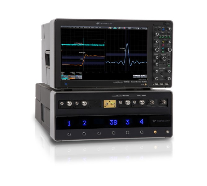 LOGO_LabMaster 10Zi Oscilloscope