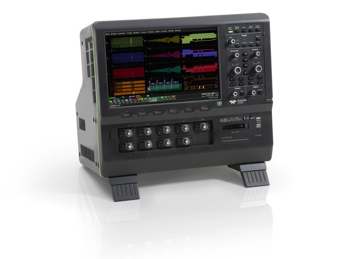 LOGO_HDO 8000 Oscilloscopes
