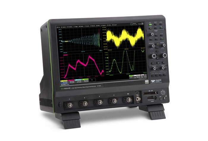 LOGO_HDO 9000 Oscilloscopes