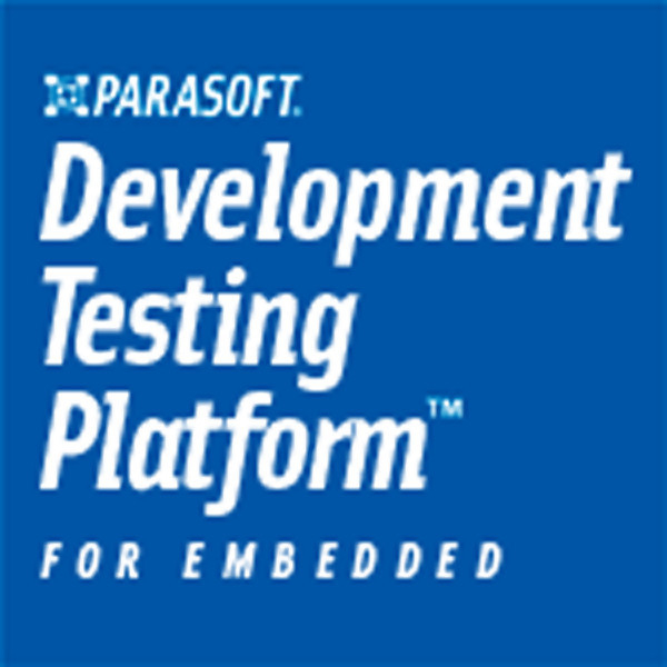 LOGO_Parasoft Embedded Testing Platform