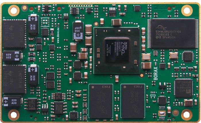 LOGO_BORA Xpress CPU-Modul