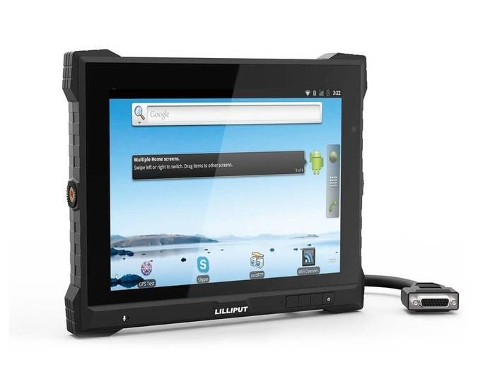 "LOGO_Lilliput 9.7"" Rugged Mobile Data Terminal (PC-9715)"