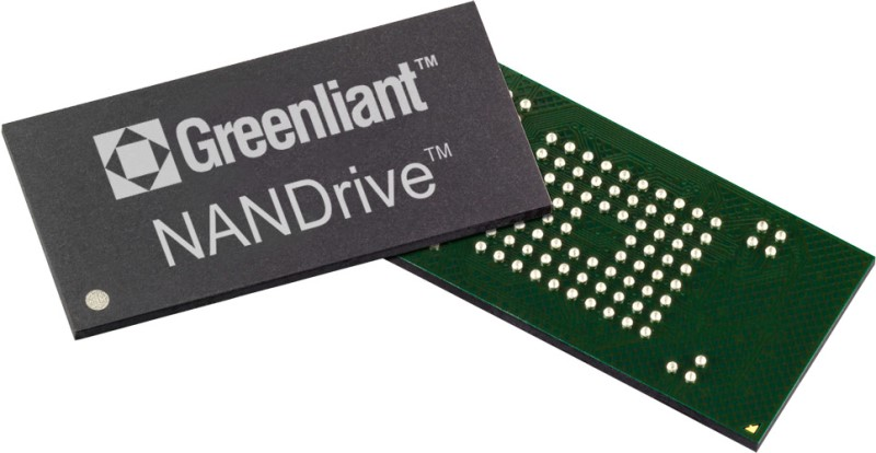 LOGO_PATA NANDrive™ embedded SSDs